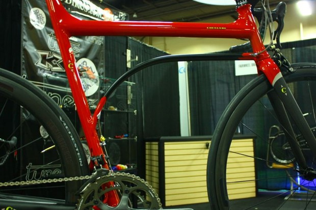 Fairwheel Bikes Interbike 2013: The Cheribum by Shin-ichi Komo
