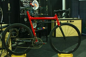 Fairwheel Bikes Interbike 2013: Shin-ichi Komo built this for a collector who has perhaps hundreds of bikes