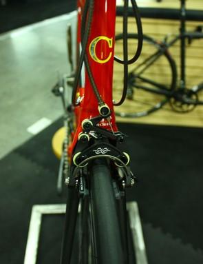 Fairwheel Bikes Interbike 2013: Shin-ichi Komo's custom creation