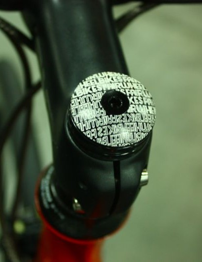 Fairwheel Bikes Interbike 2013: Fairwheel Bikes is all about the custom, down to every last detail