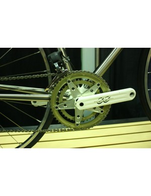 Fairwheel Bikes Interbike 2013: Using first-generation Di2, Freewheel created a new way to shift a bike
