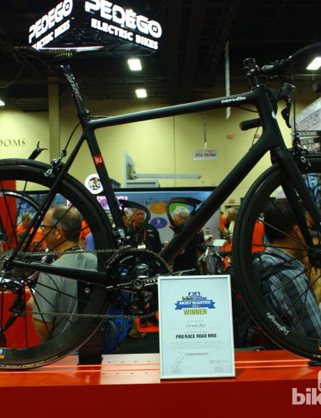 BikeRadar Most Wanted 2013: Cervélo's RCA topped the lust list for road bikes