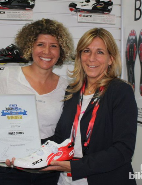 BikeRadar Most Wanted 2013: The Sidi Wire grabbed most votes for the Most Wanted Road Shoe