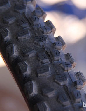 The intermediate condition CST Rock Hawk will be available in 26x2.25in, 26x2.4in, 29x2.25in and 29x2.4 sizes