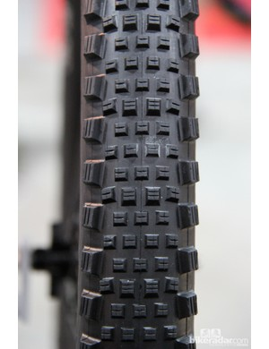 Schwalbe also have the Rock Razor, which is primarily intended as a rear tyre for hardpacked courses