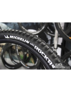Michelin has updated the Wild Rock'R 2 with an eye towards enduro racing