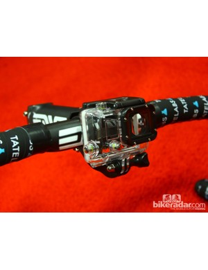 Bar Fly for GoPro, a new, low-profile, centered mount