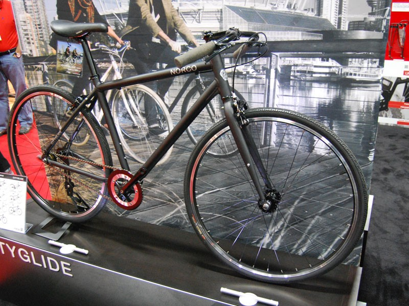 The Norco City Glide is ready to tackle the mean streets