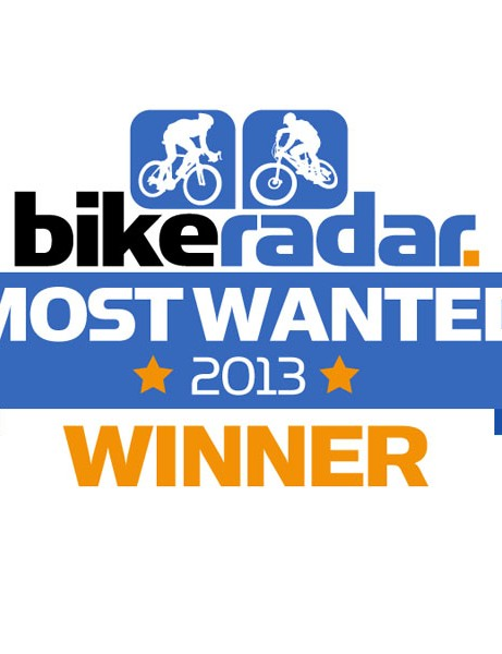 BikeRadar Most Wanted Awards 2013 winners
