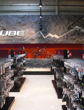 Cube stores in Germany invite consumers to 'Cube their world'