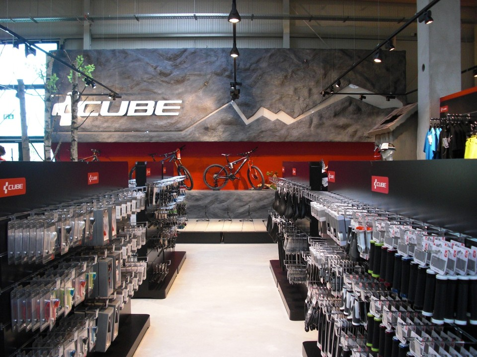Cube to open first dedicated store in UK - BikeRadar