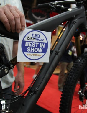 Best in Show, Interbike 2013: The Santa Cruz 5010 (the bike formerly known as the Solo)