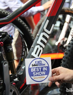 Best in Show, Interbike 2013: The BMC TF01 29