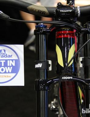 Best in Show, Interbike 2013: The Devinci Wilson Carbon