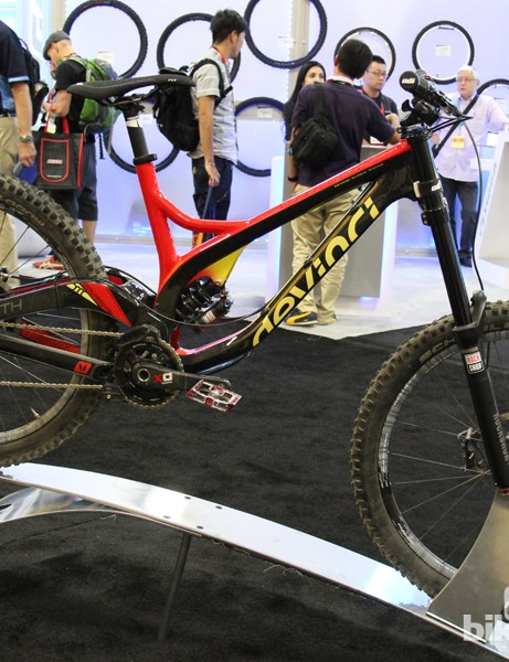 Best in Show, Interbike 2013: The Devinci Wilson Carbon is Stevie Smith's weapon of choice