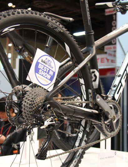 Best in Show, Interbike 2013: The Scott Scale 700 Premium