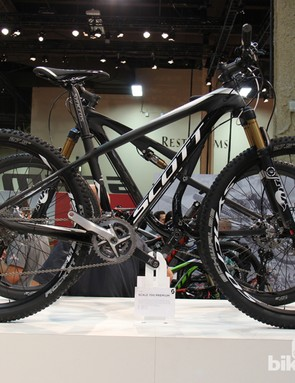 Best in Show, Interbike 2013: Scott's 650b (27.5in) Scale line proves that 29ers are not the only option for cross-country racing