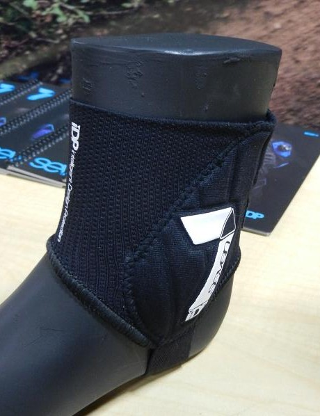 The Control Ankle protector offers slim line ankle protection that can be worn under a sock