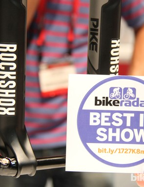 Best in Show, Interbike 2013: The RockShox PIKE