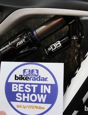 Best in Show, Interbike 2013: Cane Creek DBAir CS