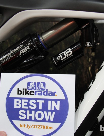 Best in Show, Interbike 2013: Cane Creek DBAir CS