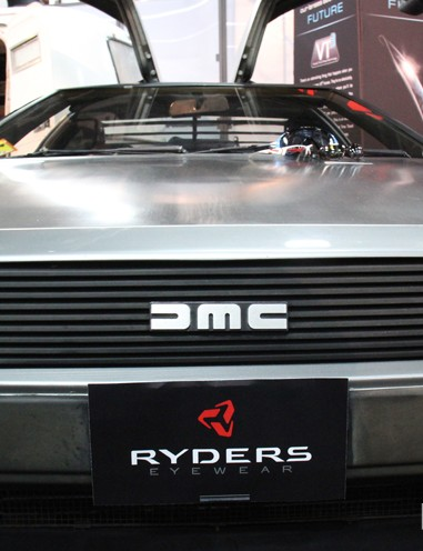 Best in Show, Interbike 2013: The DeLorean