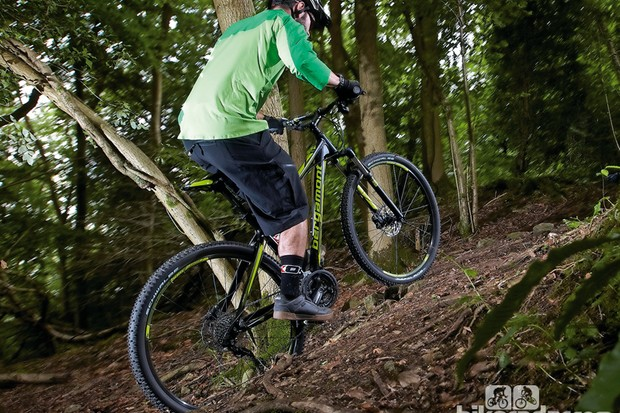 The Revox is a good value, straight-up cross-country bike for riders who are more into covering distances than raising hell