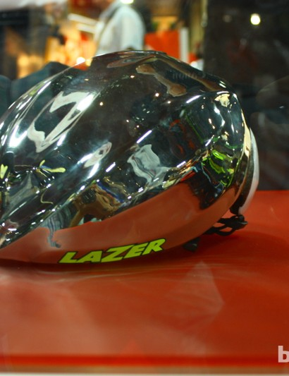 After its introduction as a snap-on shell, the Lazer Fast is now an integrated part of the helmet