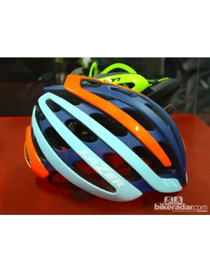 The Lazer Z1 comes in two color styles