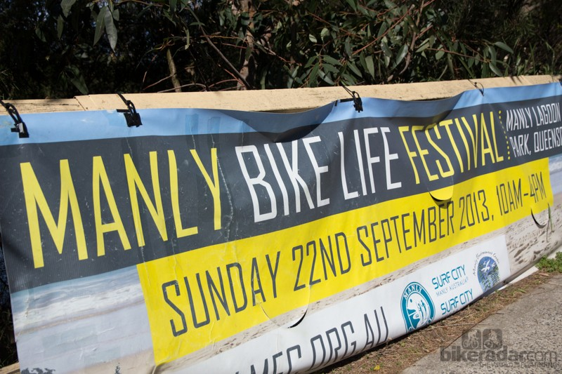 Manly Bike Life Festival - Great family day with blue skies