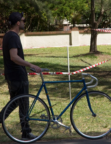 From unicyclists to fixie riders - the Manly Bike Life Festival had it all