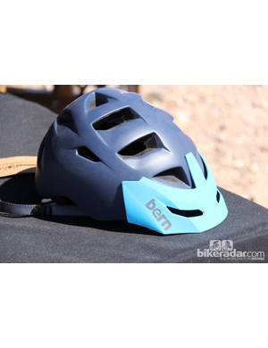 Bern has a new trail helmet called the Morrison. The Morrison will be available this fall and will retail for US$100
