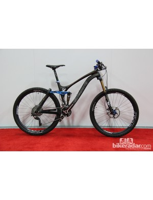 Ellsworth has updated the Epiphany XC with 650b wheels. It was 140mm for front and rear travel