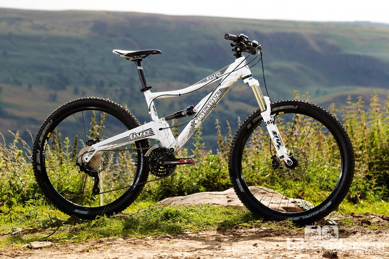 650B adds speed to the Five but subtracts ragged edge accuracy