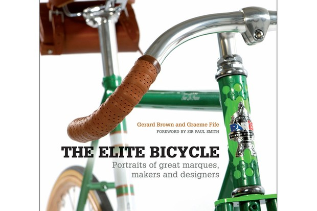 The Elite Bicycle: Portraits of Great Marques, Makers, and Designers is a new book filled with gorgeous photography an insider interviews