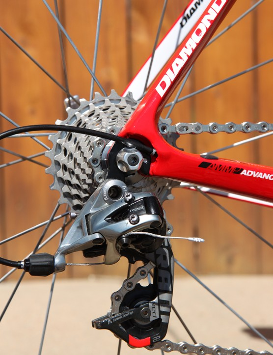 SRAM's latest Red 22 group offers excellent shift and brake performance along with more refinement than the 10-speed version