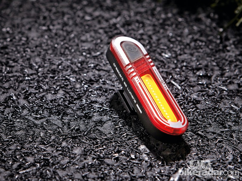 Moon Crescent LED rear light