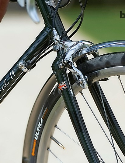 Full mudguards make all-year commuting more attractive
