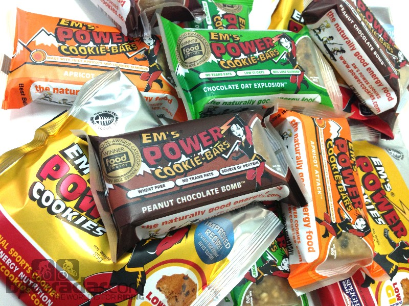 Em's Power Cookies and Bars