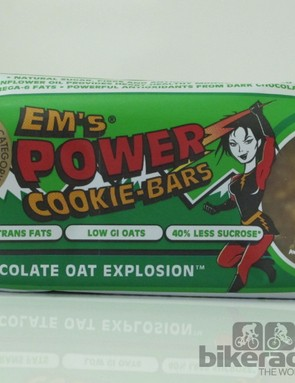 Em's Power Cookie Bars - Chocolate Oat Explosion