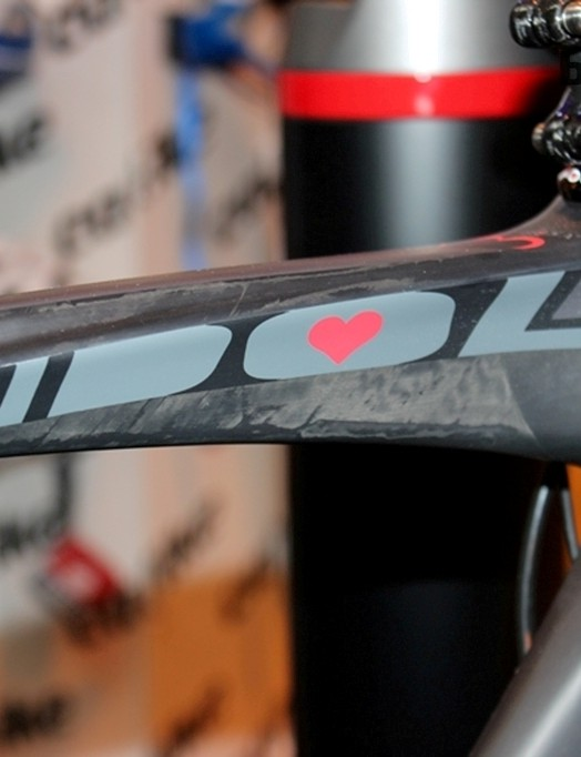 The De Rosa Idol was something to love
