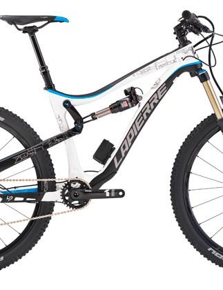 Lapierre Zesty AM 727, retail price £4,199/$6,300