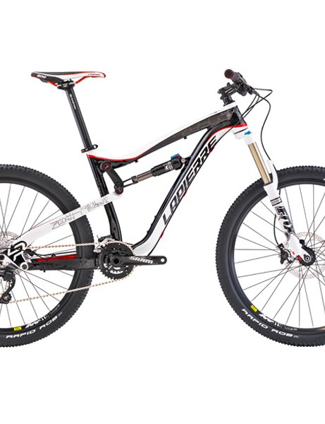 The £2,299/$2,900 entry-level Zesty AM 327 uses an entirely alloy frame and does away with a dropper-post and e:i