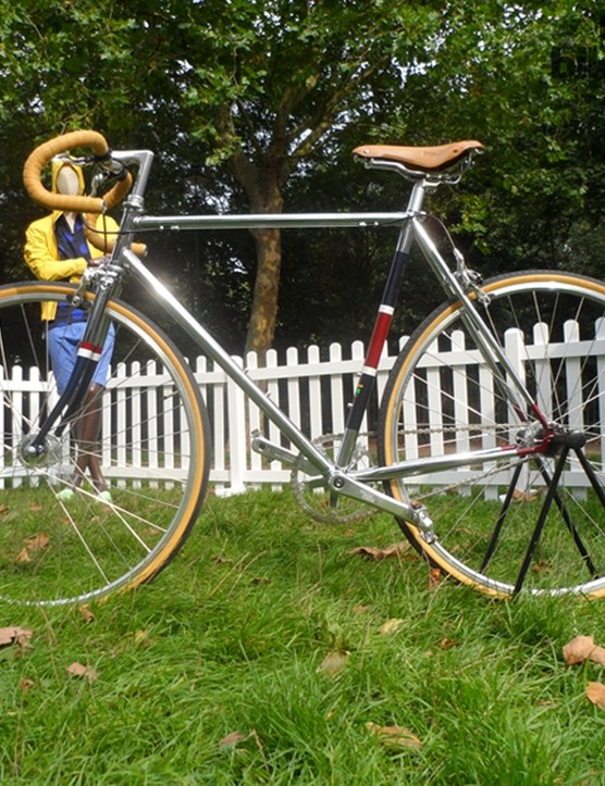 The Hackett-Cooper single speed