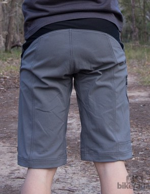 The Nzo Sifters are simple and could pass as a normal pair of every-day shorts