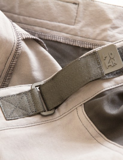 The Nzo Sifters feature velcro pull-tabs at the waist for effective size adjustment. Just don't make our mistake and order a size too small