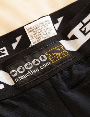 The Nzo Cruiseliners DeLuxe are a basic inner-short to be used underneath a normal pair of shorts or baggy short
