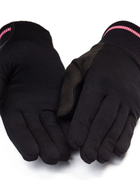 Rapha Merino Liner gloves are the foundation of the new range