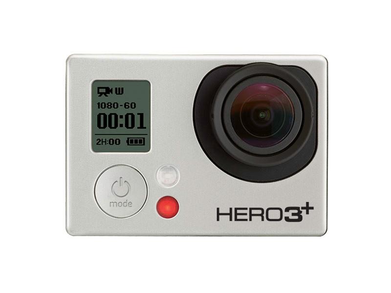 GoPro HERO 3+ Black Edition action camera released - BikeRadar