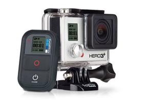 GoPro HERO3+ Black with Wi-Fi remote